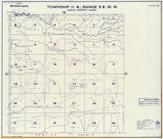 Township 11 N., Range 3 E., Crazy Man Mountain, Lewis County 1960c